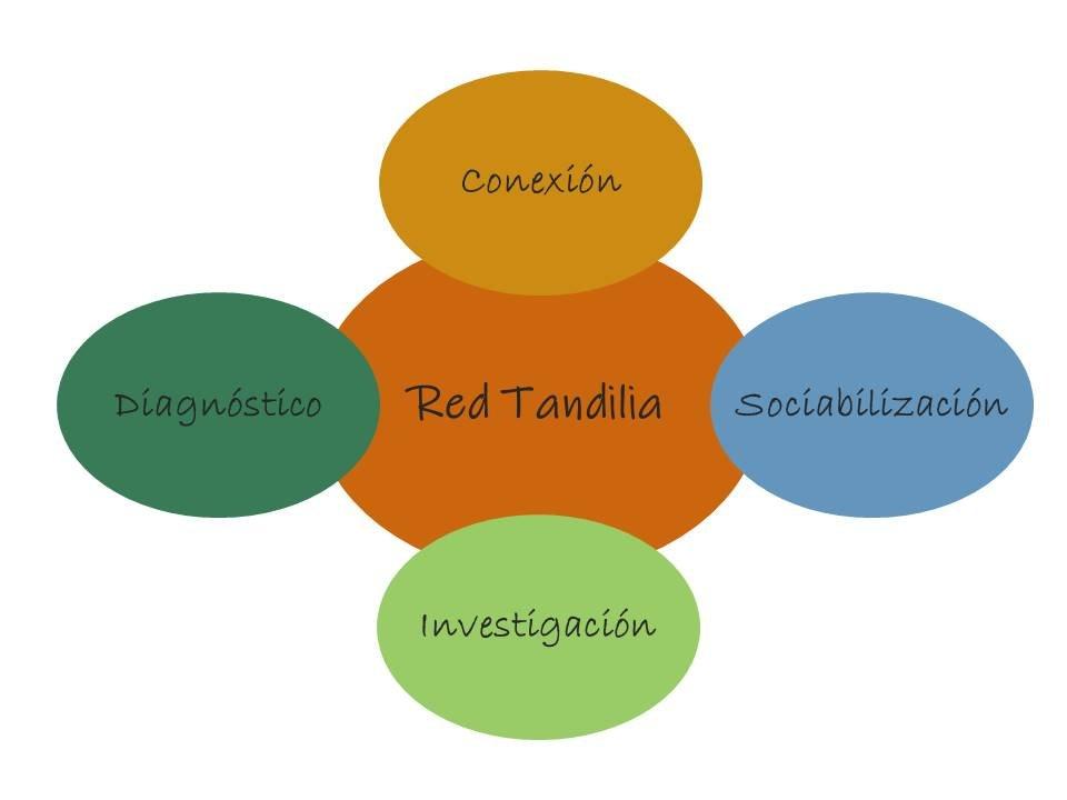Objetivos de La Red